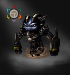 EG: The Demon named Lithos
