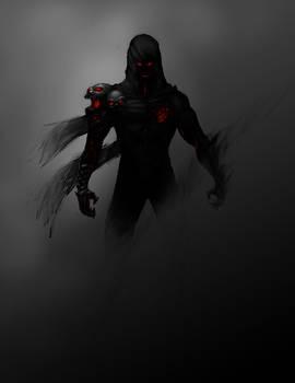 Concept Art: Original Comic Character.