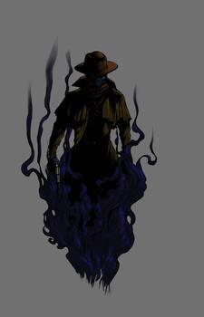 Reaper Human Form Concept