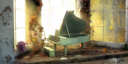 Dream of Morning Elegance by gajdoslevente
