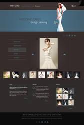 wedding dress design-galery by gajdoslevente