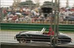 Michael Schumacher Parade Lap