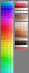 Color Palette by Kani-Han