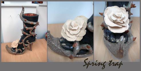 Spring trap by verulka