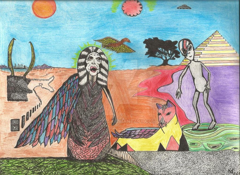 The Awakening by kjwills