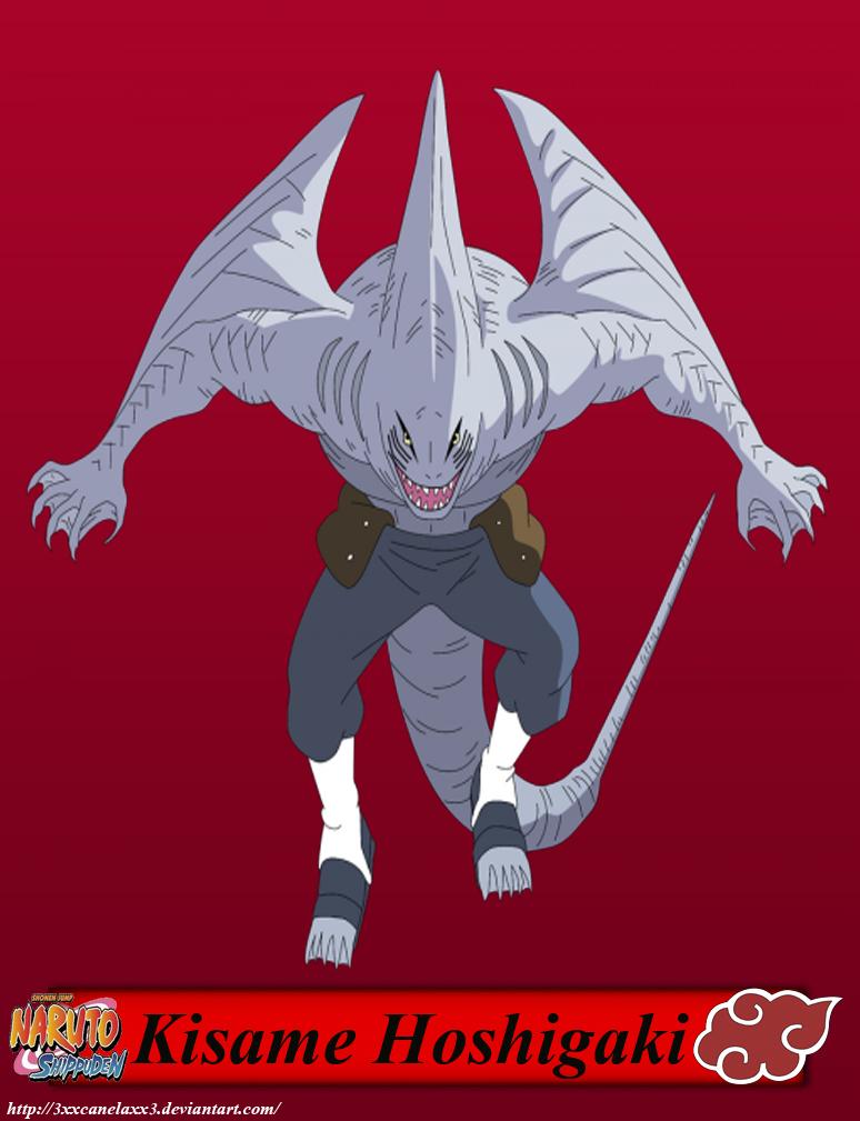 Kisame shark by 3xxcanelaxx3 on DeviantArt