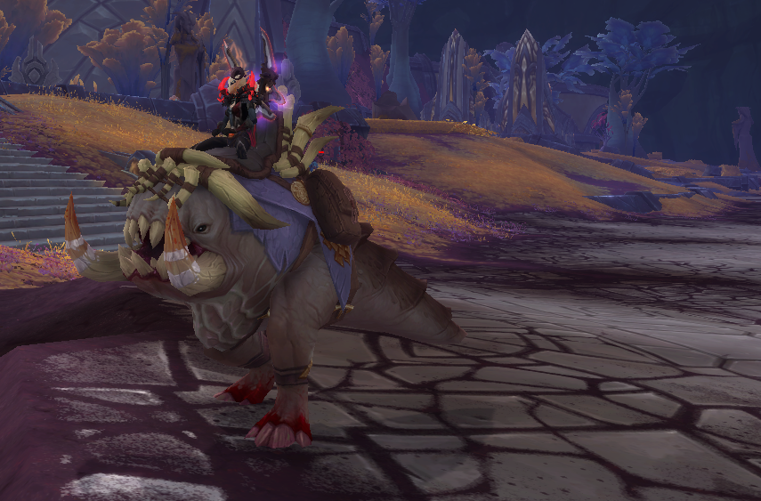 Crawg on Argus by HeikeHowl