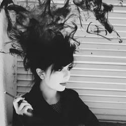 Mrs. Smoke by celuloide