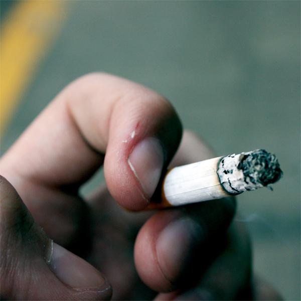Cigarette by celuloide