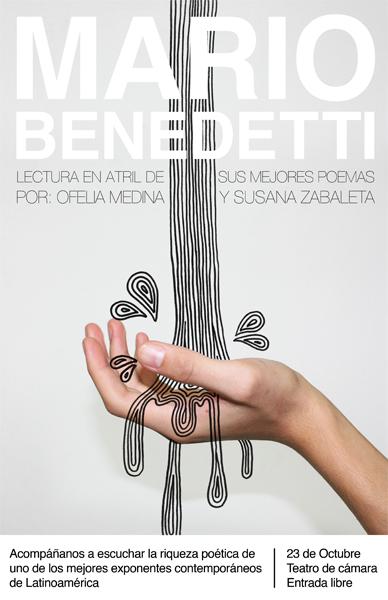Mario Benedetti by celuloide