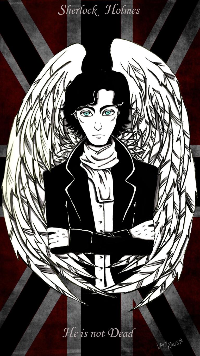Sherlock BBC by LedyRaven