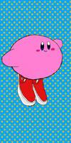 Kirby in vans