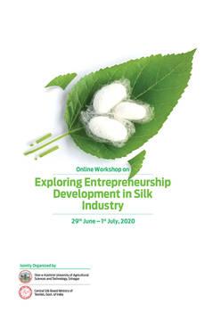 Exploring Entrepreneurship Development in Silk Ind