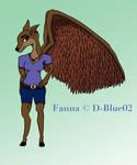 Fauna Challenge by MissUnashamed