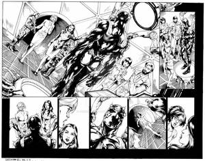 Catalyst Prime Seven Days Day one pg05-06 inks