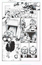 Wonder Woman Agent of Peace #10 pg03 inks