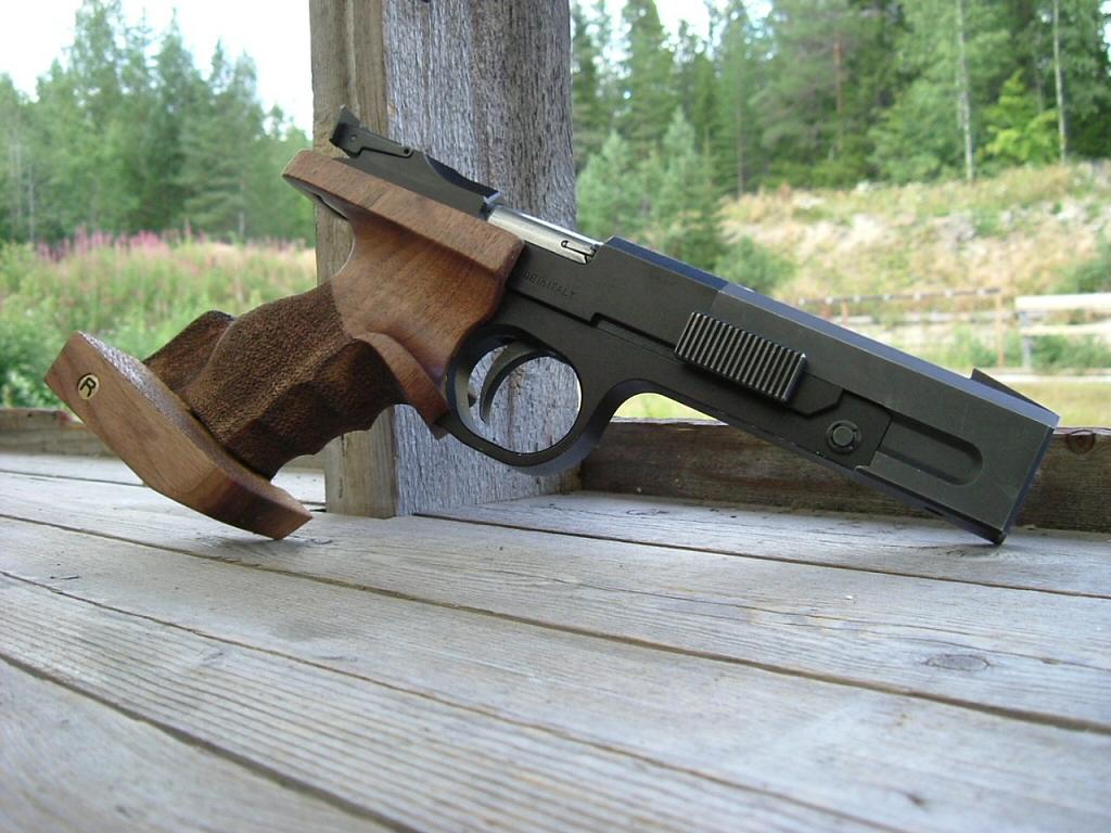 IGI FAS Domino .22LR pistol by FluffysFailure