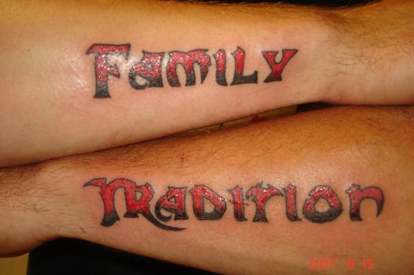 family tradition tattoo by mmmfreak on deviantart