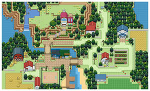 Pallet Town by morlockhater
