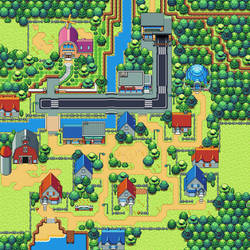 Pallet Town - New Style! by morlockhater