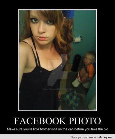 Facebook Girl Meme