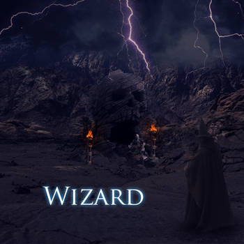 The wizard by Dreamviewcreation