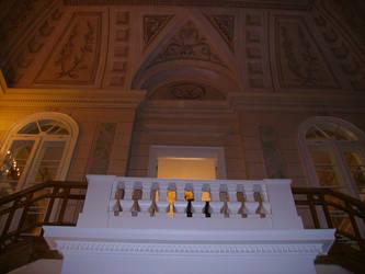 Balcony by Abeeshay