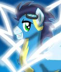 MLPFIM - Soarin Icon Portrait