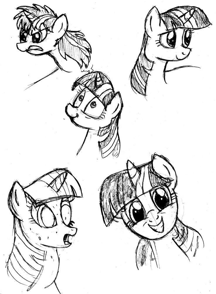 Twilight Sketchle