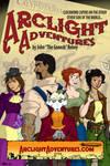 Arclight Adventures Launch Postcard