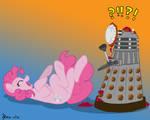 MLPFIM: Pony vs. Dalek 5 -- Pinkie Pie