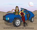 Tanya's Rover Promo (color)