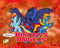 Blitzy's Angels by the-gneech