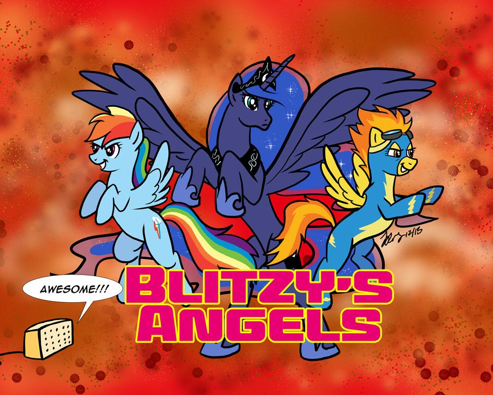 Blitzy's Angels