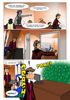 New Comic Sneak Peek, Page Six by the-gneech