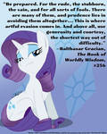 Rarity Generosity