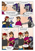Rough Housing Issue One Page Twenty by the-gneech