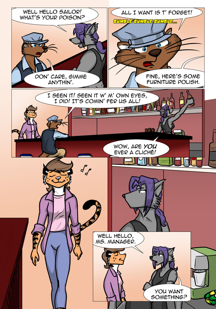 Rough Housing Issue Two Page Thirteen by the-gneech