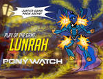 Ponywatch Play of the Game: Lunrah