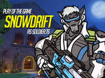 Play of the Game Badge: Snowdrift