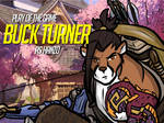 Play of the Game Badge: Buck Turner