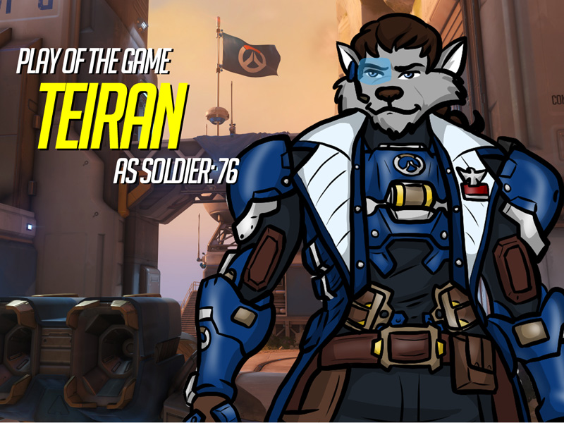 Play of the Game Badge: Teiran by the-gneech