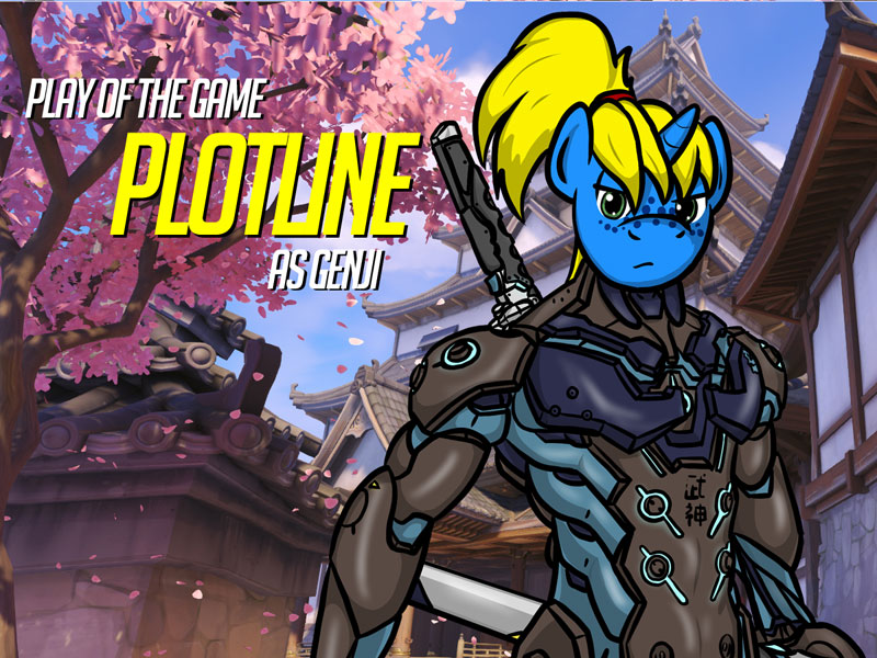 Play of the Game Badge: Plotline by the-gneech