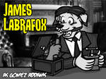 AnthroCon Monster Badge: James Labrafox!