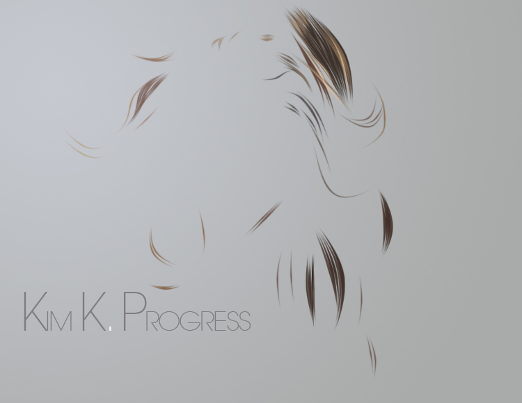 Kim K Progress by fabulosity