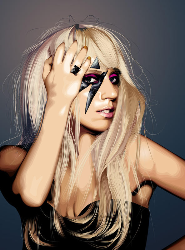 Lady Gaga by fabulosity