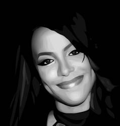 Throw Back Vexel- Aaliyah Nov 2006 by fabulosity