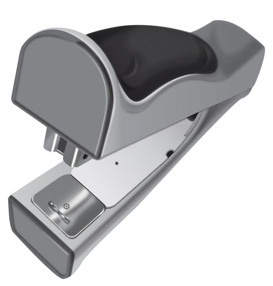 Stapler by fabulosity