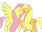 AppleShy Kiss