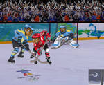 Chipmunks Olympic Hockey